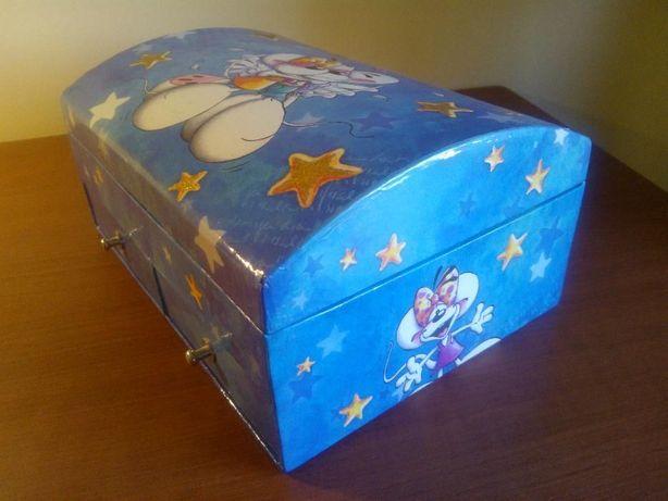 Pudełko na skarby Diddle