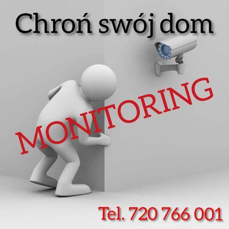 Montaż kamer zakładanie monitoringu Kamery CCTV