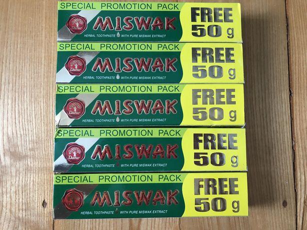 Зубна паста Miswak