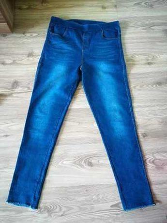 Spodnie jeansowe nowe roz 2xl/3xl