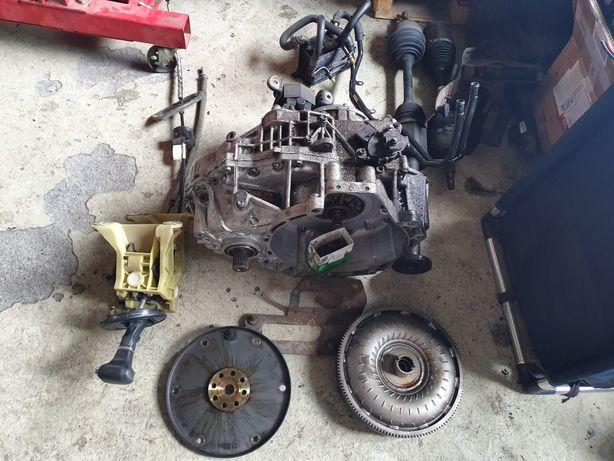 Skrzynia biegów automatyczna vw transporter T5 2.5 tdi uszkodzona