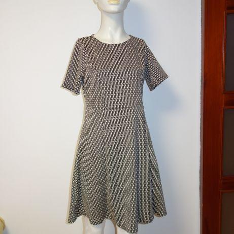 Wallis sukienka dzianinowa M WA89T