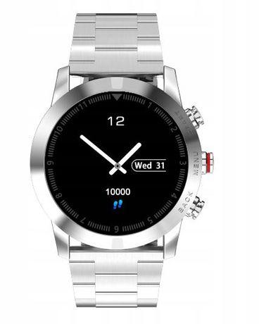 PROMOCJA! Zegarek SMARTWATCH S10 Wodoodporny EKG+PPV Ciśnienie Kroki