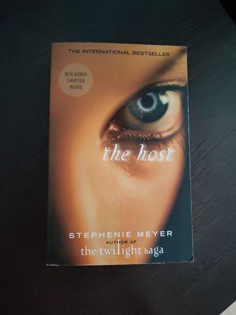 книга на английском The Host Stephanie Meyer Гостья Стефани Майер