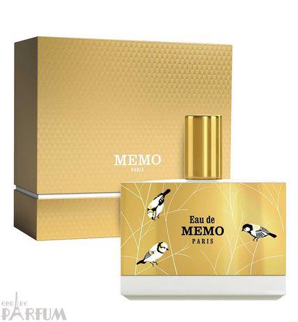 Продам отливант 25 мл парфюмированной воды Memo Eau de Memo