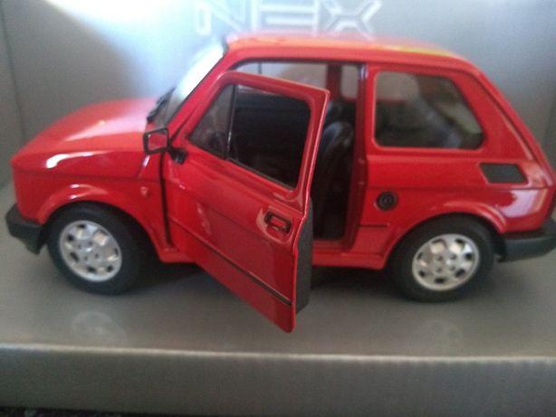 Fiat 126p, Maluch,Welly , PRL,autko