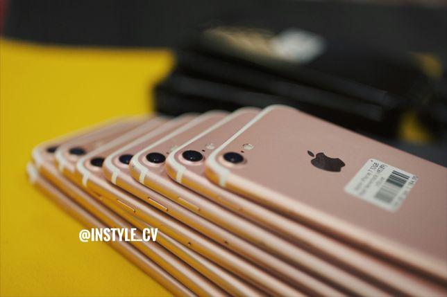 Apple iPhone 7 32 128 Black Rose Gold