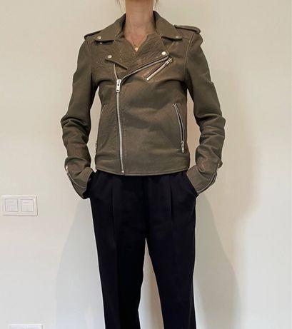 Женская куртка косуха MDK