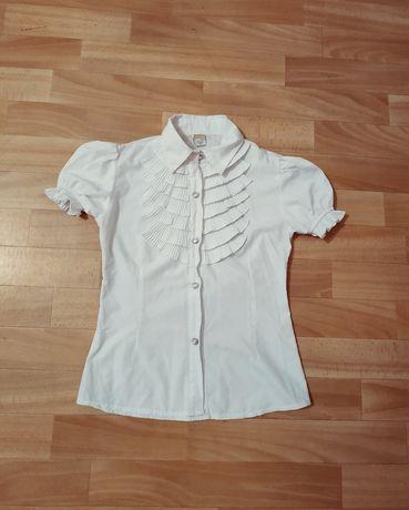 Блузка для школы на девочку