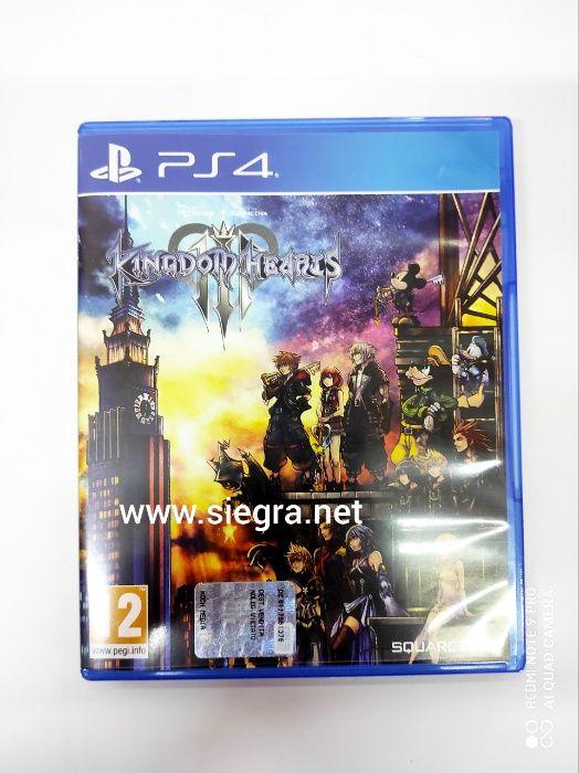 Kingdom Hearts III Ps4 Suwałki - image 1