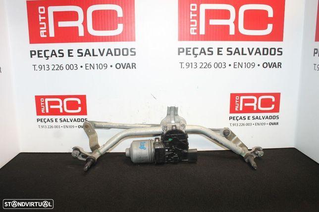 Motor Limpa Para Brisas Peugeot 407