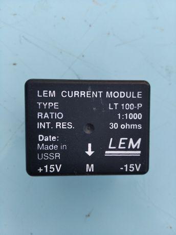 Датчик тока LEM-100P-LT. 100A