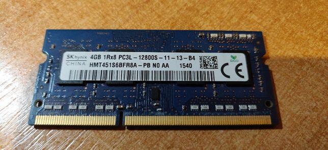 SKHYNIX 4GB 1Rx8 PC3L-12800S-11-13-B4