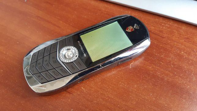 Мобильный телефон Vertu Porshe Cayman - 2Sim металл.корпус
