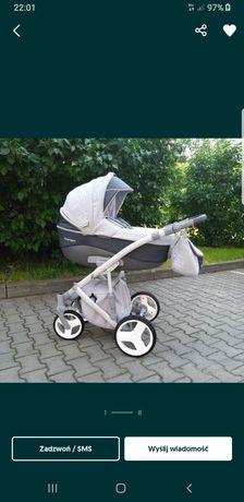 Wózek 3w1 camarelo avenger