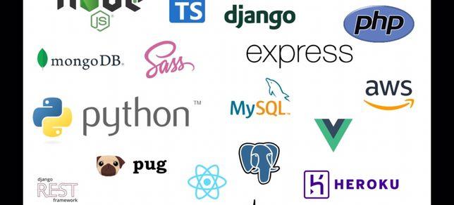 Обучение и подготовка к собес-ю по js node python react php django vue