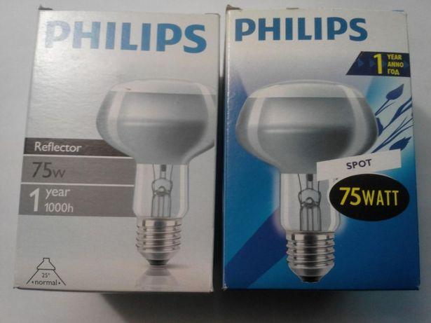 Продам лампочки Philips 75wat.