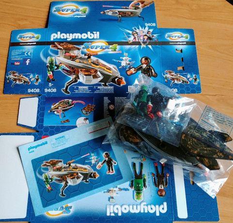Playmobil 9408 Pojazd latający z Gene