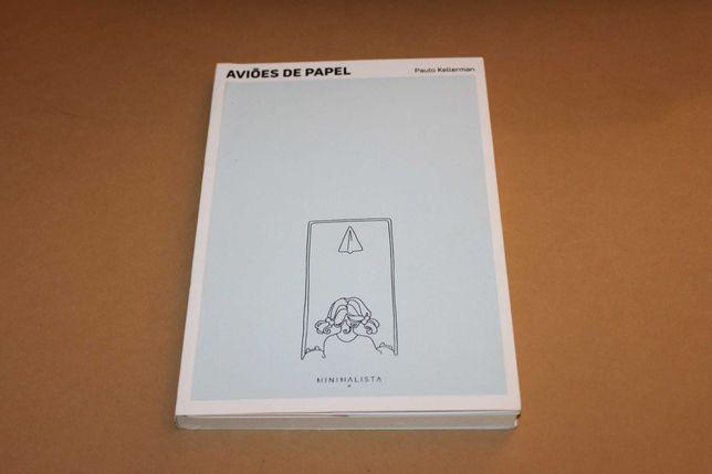 Aviões de papel// Paulo kellerman