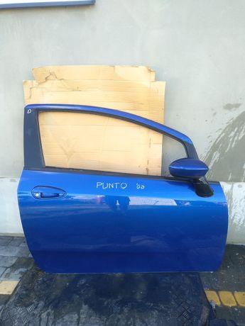 Drzwi prawe Fiat grande Punto 3D 06r