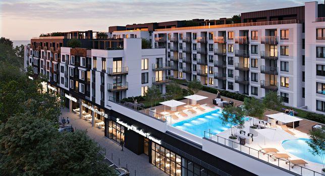 Apartament w Kołobrzegu - baseny - spa - siłownia - wysoki standard