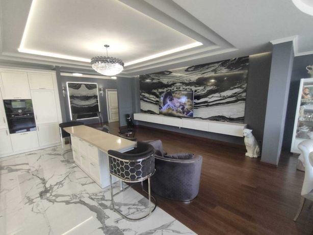 Эксклюзивная видовая 3 комнатная квартира в Аркадии