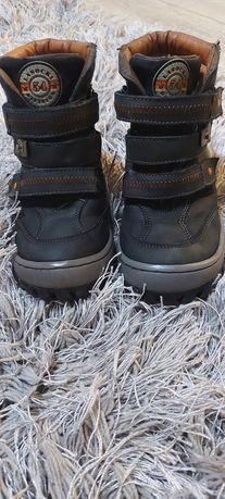 Buty skórzane ocieplane Lasocki rozmiar 27