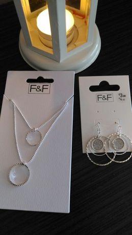 Zestaw biżuterii F&F .