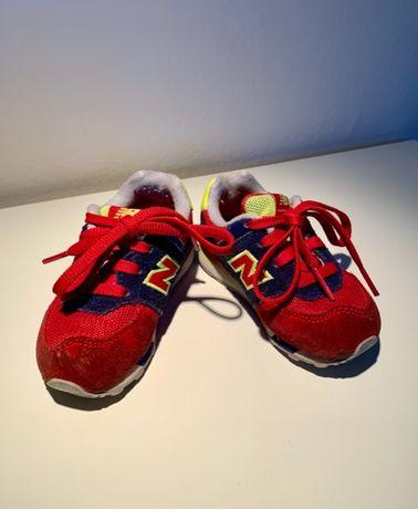 New Balance Kl574 Unisex dziecięce Sneakers'y - sznurowadła