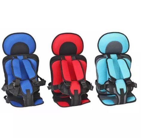 Автокресло бескаркасное детское автокрісло легко крепить 9-36 кг