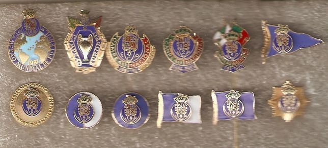 Pins - Emblemas Lapela Futebol Clube Porto