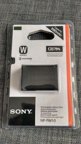 Dedykowany akumulator Sony NP- FW50 - Oryginał A6000, A5000, A7,