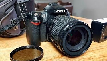 Nikon d 90 lustrzanka