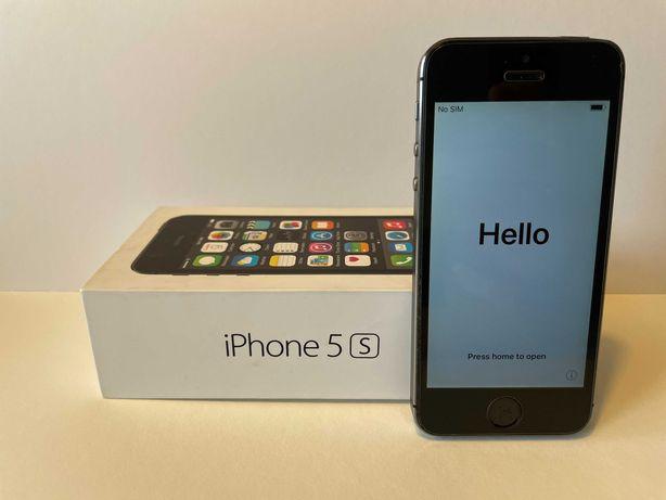 iPhone 5s 16GB Space Grey (NÃO NEGOCIÁVEL)