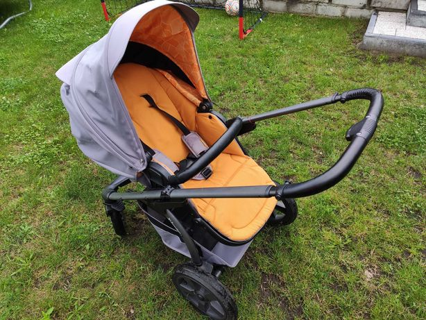 X lander X move wózek + gondola Sunny Orange
