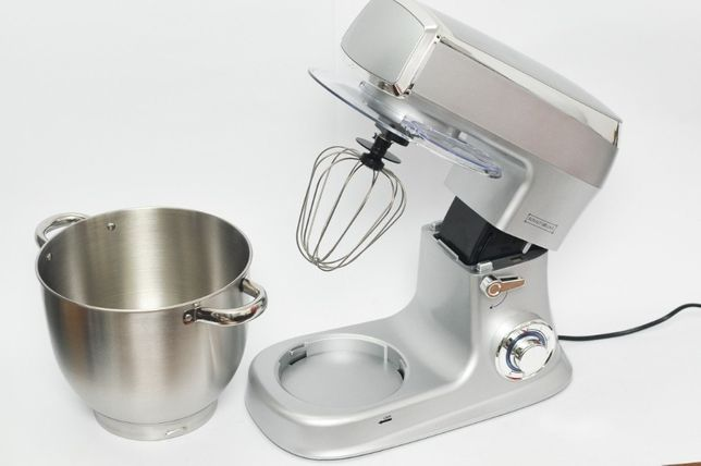 Кухонный комбайн тестомес Royalty Line RL-PKM-2100.72100 Вт