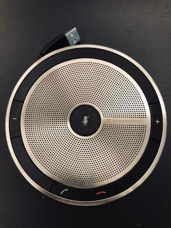 Sennheiser zestaw głośnomówiący głośnik telefon speaker USB + etui