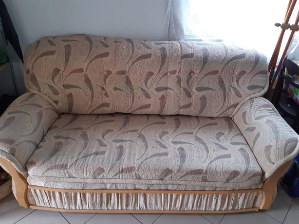 Fotele plus lozko rozkladane kanapa
