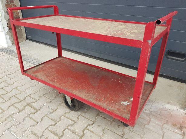 Wózek, wózek na kółkach, blat na kółkach