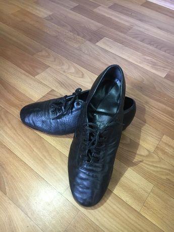 туфли мужские для бальных танцев