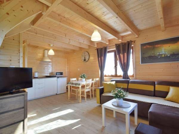 domki - apartamenty - pokoje nad morzem Chłopy koło Mielna - noclegi