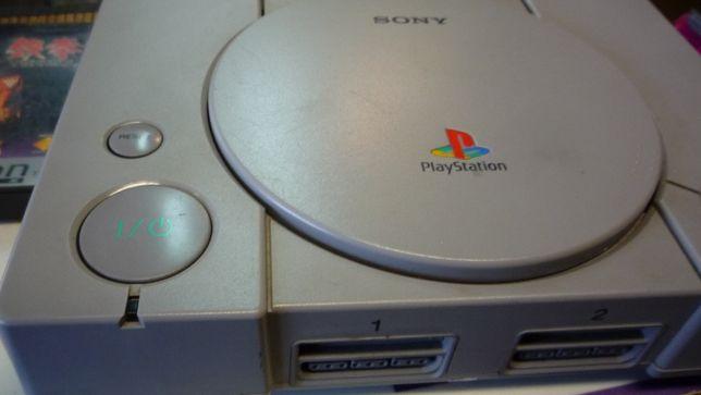 Konsola Sony psx classic stan bdb komplet + tekken polecam !