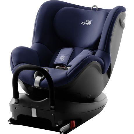 Britax Römer DUALFIX² R obrotowy fotelik samochodowy Moonlight Blue