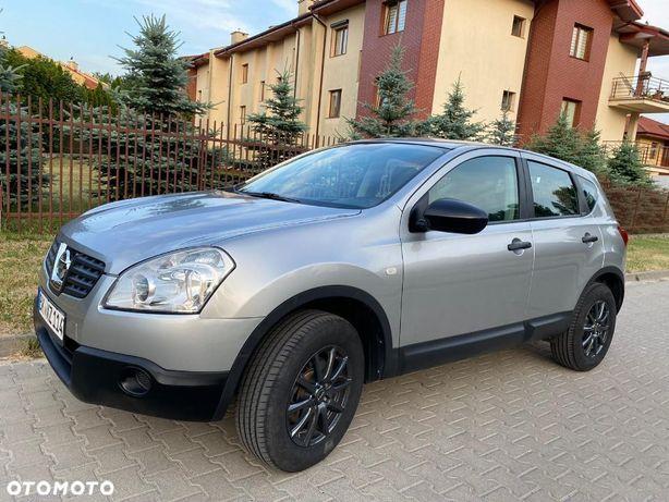 Nissan Qashqai 1.6 Benz. 115KM 82Tkm. Oryginał! Full Serwis do końca IDEAŁ!!!
