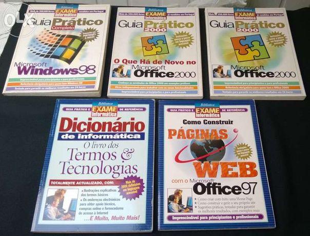5 Guias Práticos de Informática