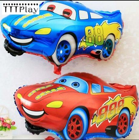 Воздушный шар,фотофон,автомобиль из мультика,фольга,тачки маквин