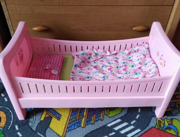 Oryginalne łóżeczko dla lalki Baby Born