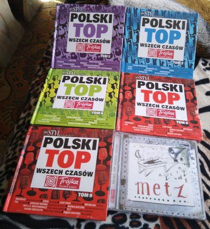 Płyty CD - Polski Top Wszech Czasów