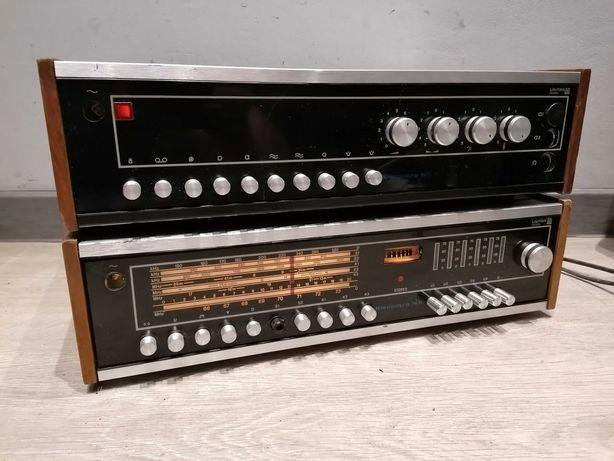 UNITRA Diora KLEOPATRA Hi-Fi wzmacniacz i radio