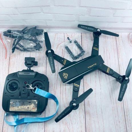 Квадрокоптер (много возможностей) / Phantom D5HW + WIFI камера / 2 Мп